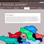 Les A.C.F. Activités en régions
